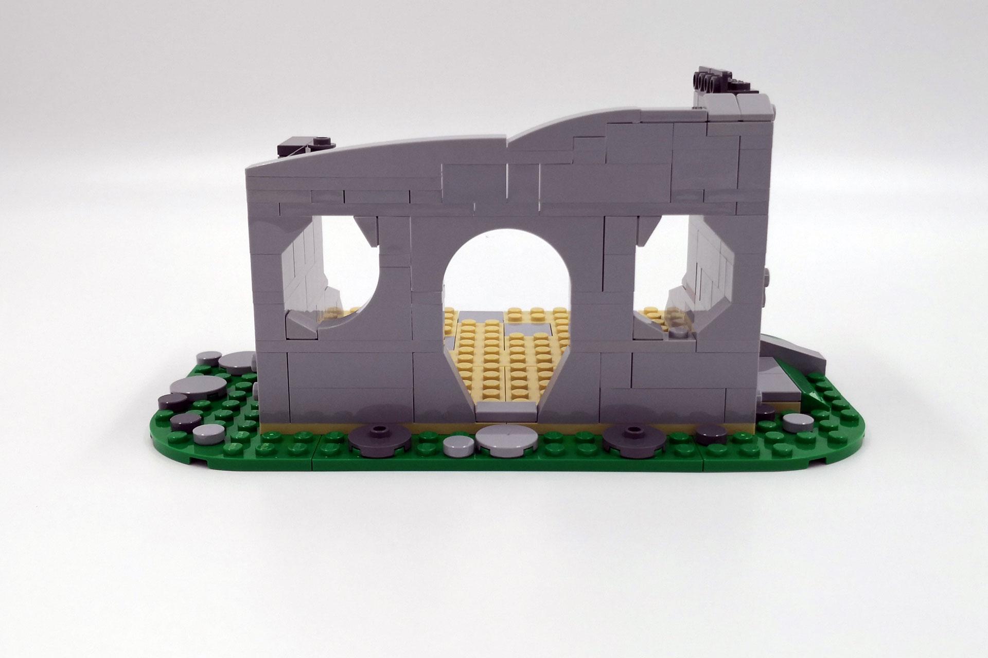 LEGO 21316 The Flintstones - Rohbau