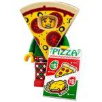 LEGO 71025 - Mann im Pizzakostüm