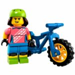 LEGO 71025 - Mountainbikerin